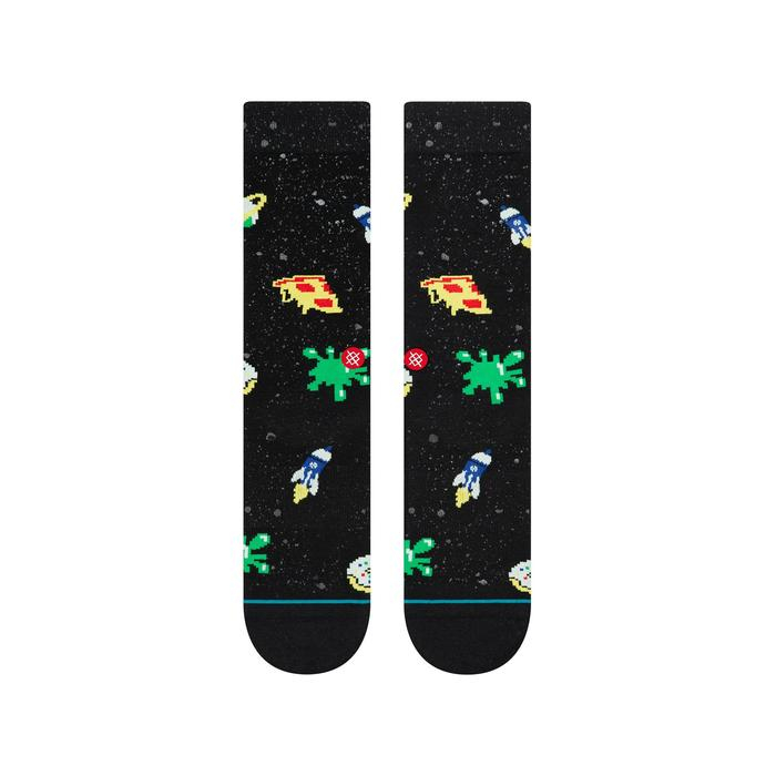STANCE Space Food Black 1