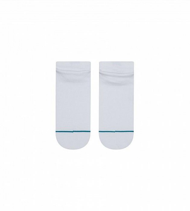 STANCE Icon Low M White/Black 2