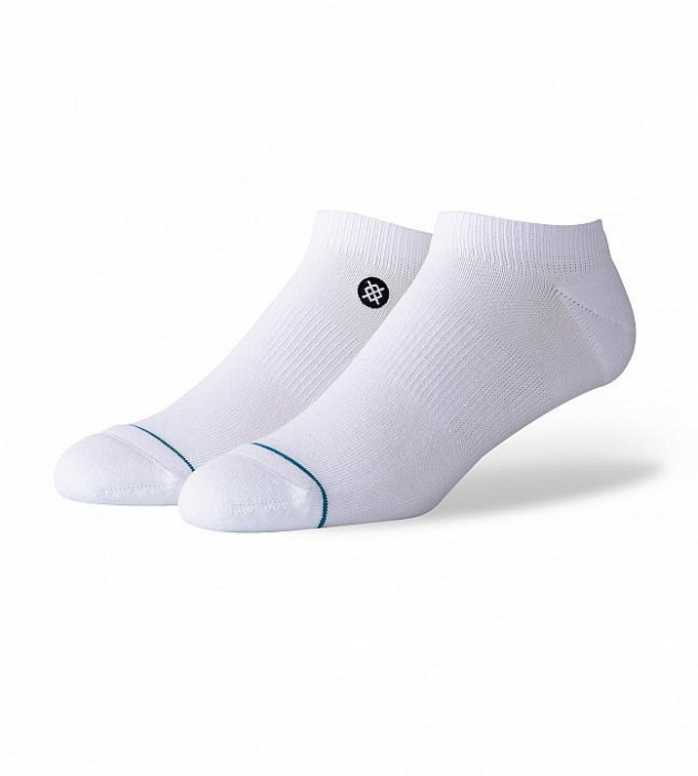 STANCE Icon Low M White/Black 0