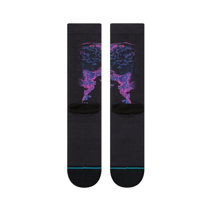 STANCE Kid Cudi Brains Black 2