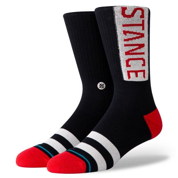 STANCE Staples OG Red 0
