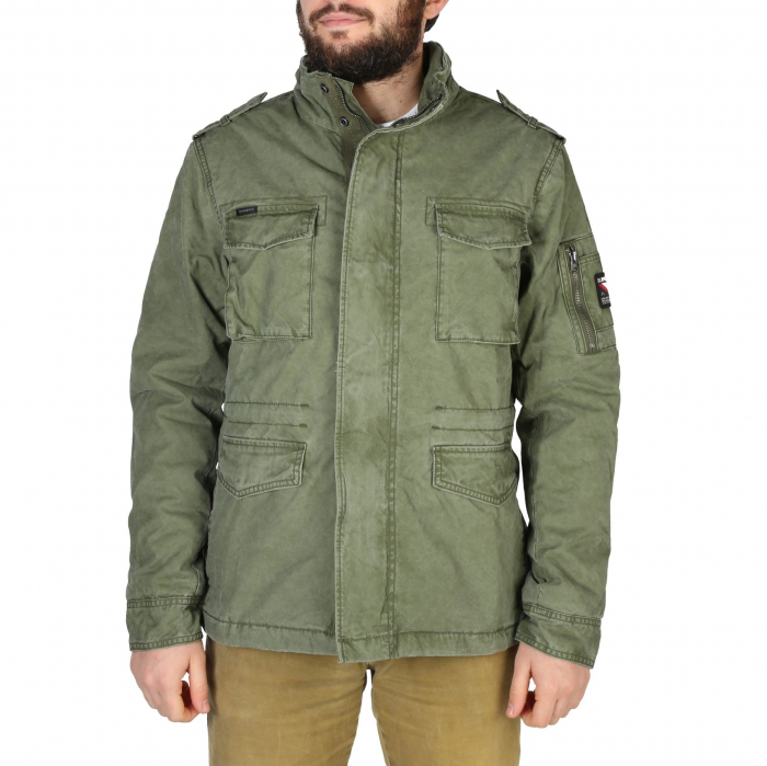SUPERDRY Classic Rookie Jacket Light Khaki 0