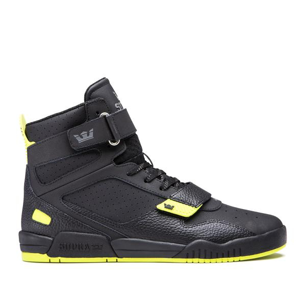 SUPRA BREAKER BLACK/LIME-BLACK 0