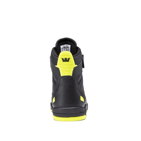 SUPRA BREAKER BLACK/LIME-BLACK 2