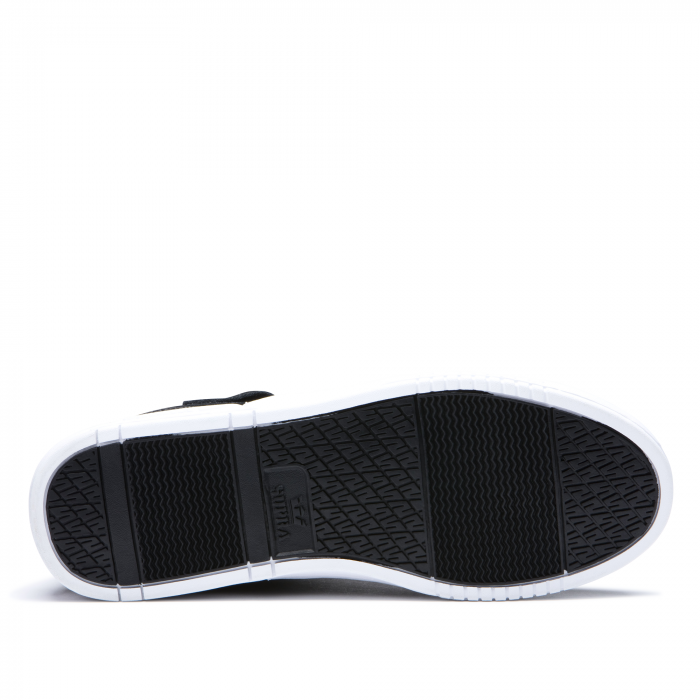 SUPRA BREAKER BLACK/SILVER-WHITE 2