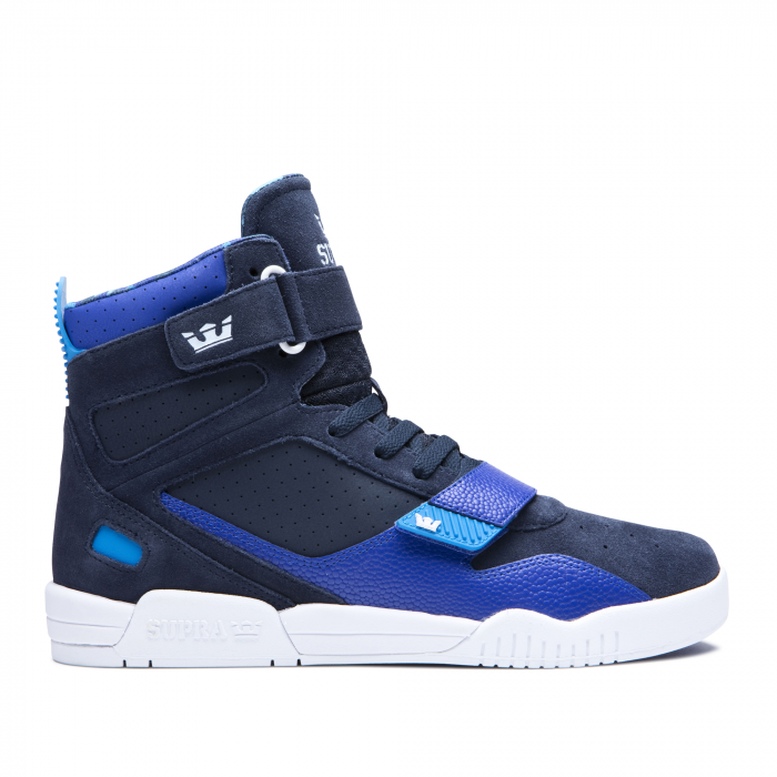 SUPRA BREAKER NAVY/ROYAL-WHITE 0