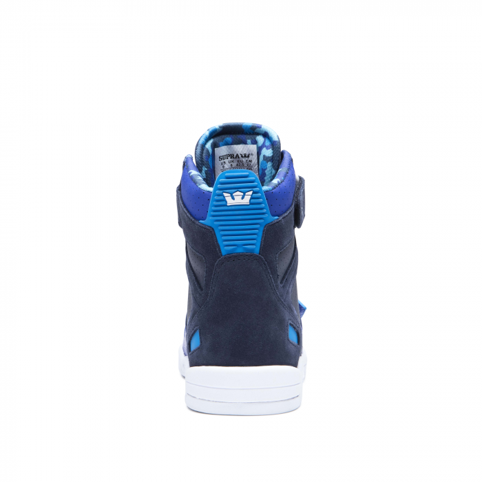 SUPRA BREAKER NAVY/ROYAL-WHITE 2