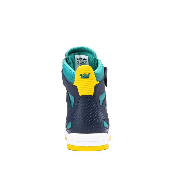 SUPRA BREAKER NAVY/TEAL-WHITE 2