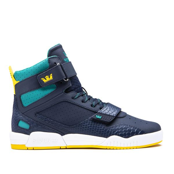 SUPRA BREAKER NAVY/TEAL-WHITE 0