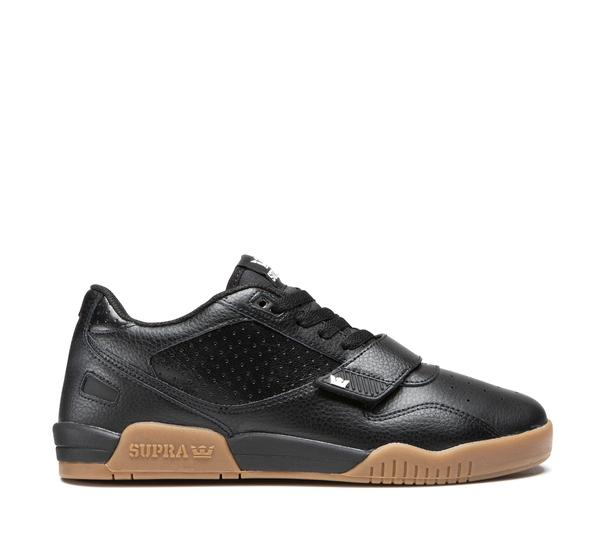 SUPRA BREAKER LOW BLACK-GUM 0