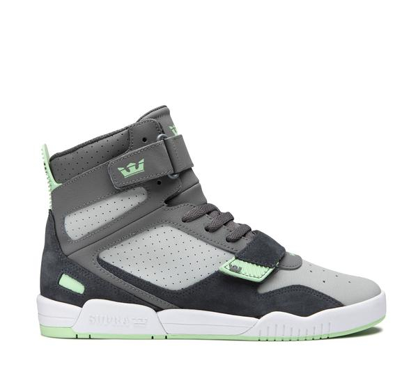 SUPRA BREAKER GREY/MINT-WHITE 0