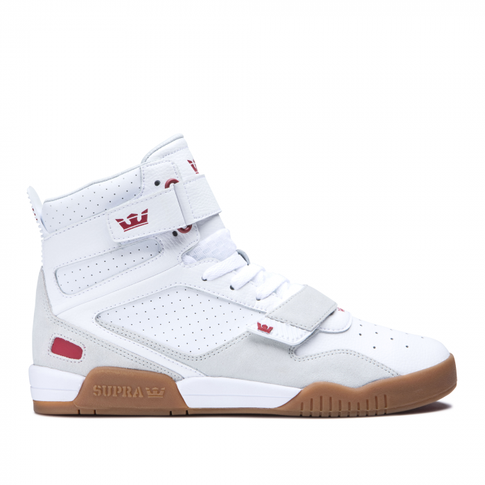 SUPRA BREAKER WHITE/ROSE-GUM 0