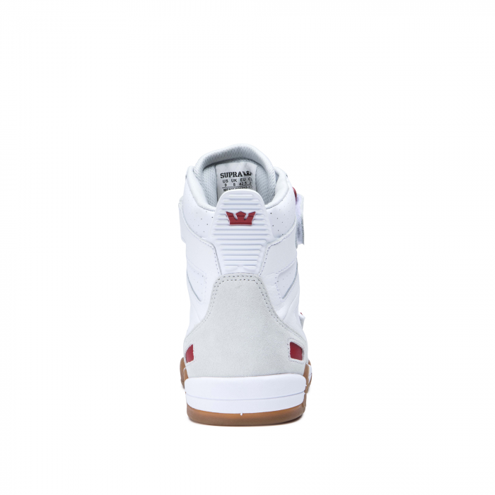 SUPRA BREAKER WHITE/ROSE-GUM 2