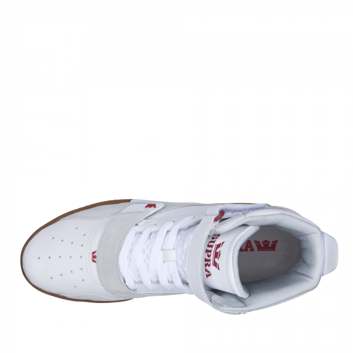 SUPRA BREAKER WHITE/ROSE-GUM 1