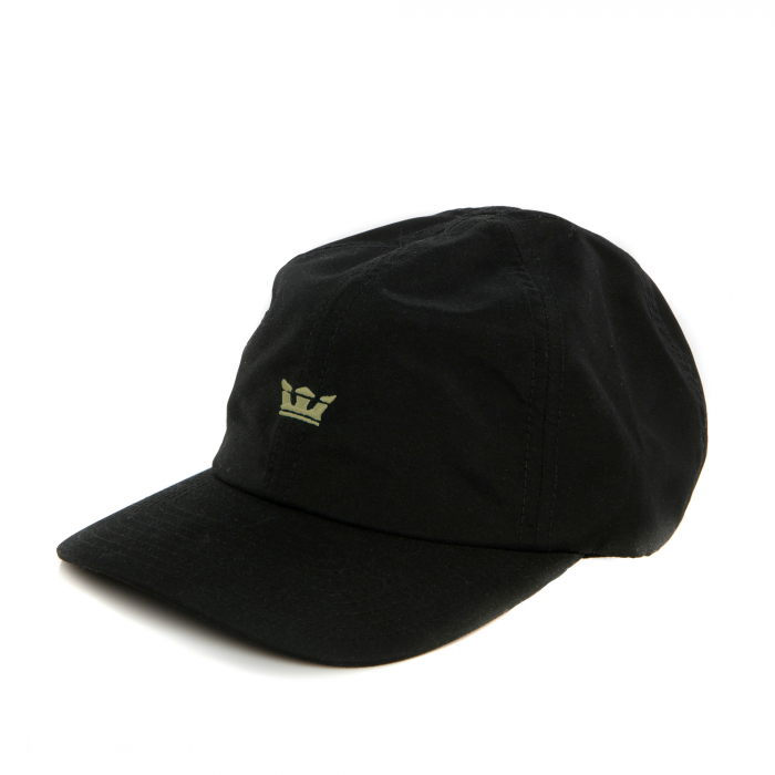 SUPRA CROWN RUNNER HAT BLACK/TAN 0