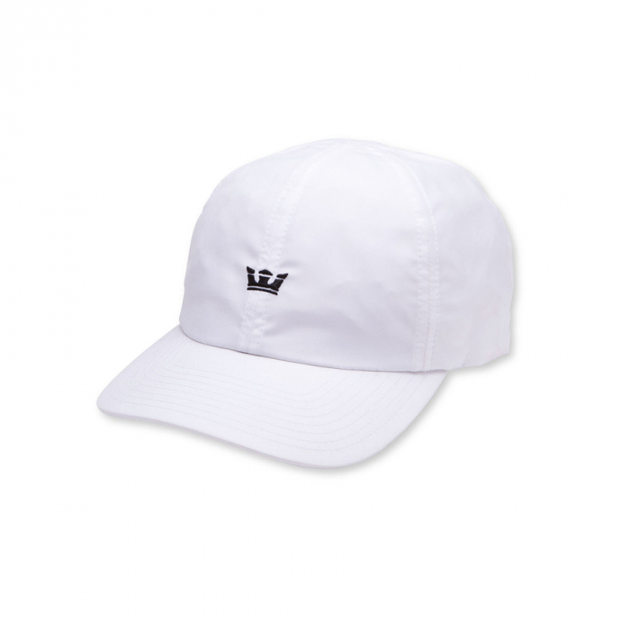 SUPRA CROWN RUNNER HAT WHITE 0