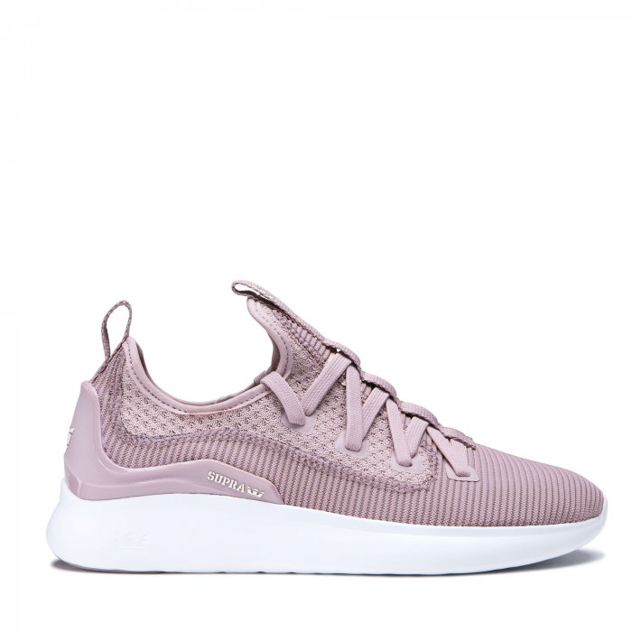 SUPRA FACTOR MAUVE-WHITE 0