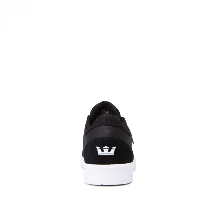 SUPRA SAINT BLACK-WHITE 2