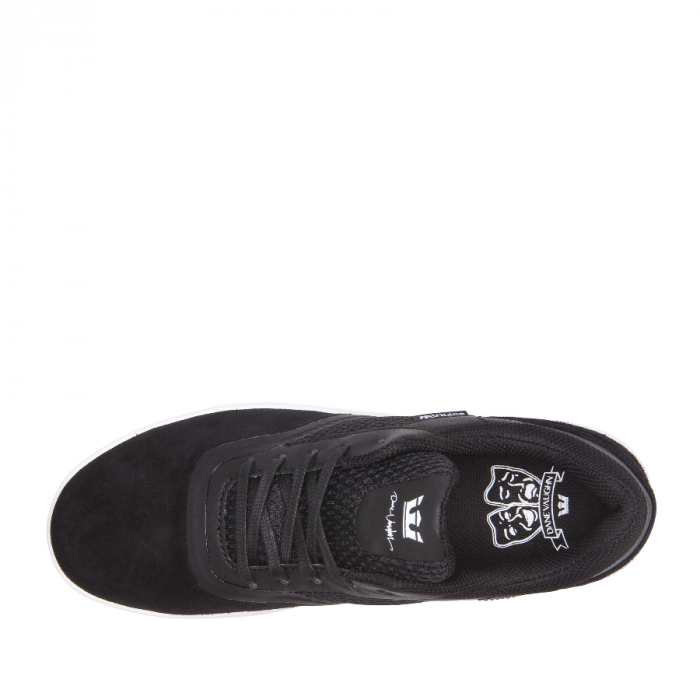 SUPRA SAINT BLACK-WHITE 1