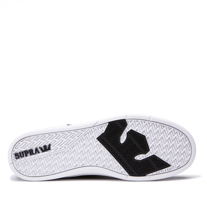 SUPRA SAINT BLACK-WHITE 3