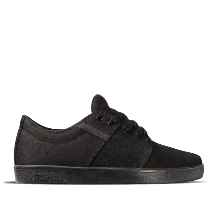 SUPRA STACKS II BLACK 0