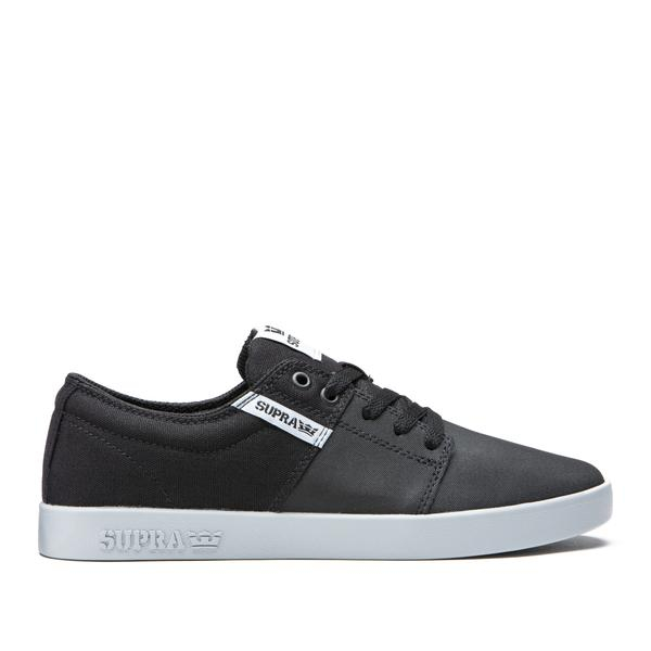 SUPRA STACKS II BLACK TUF-LT GREY 0