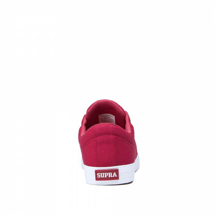 SUPRA STACKS II VULC ROSE-WHITE 2