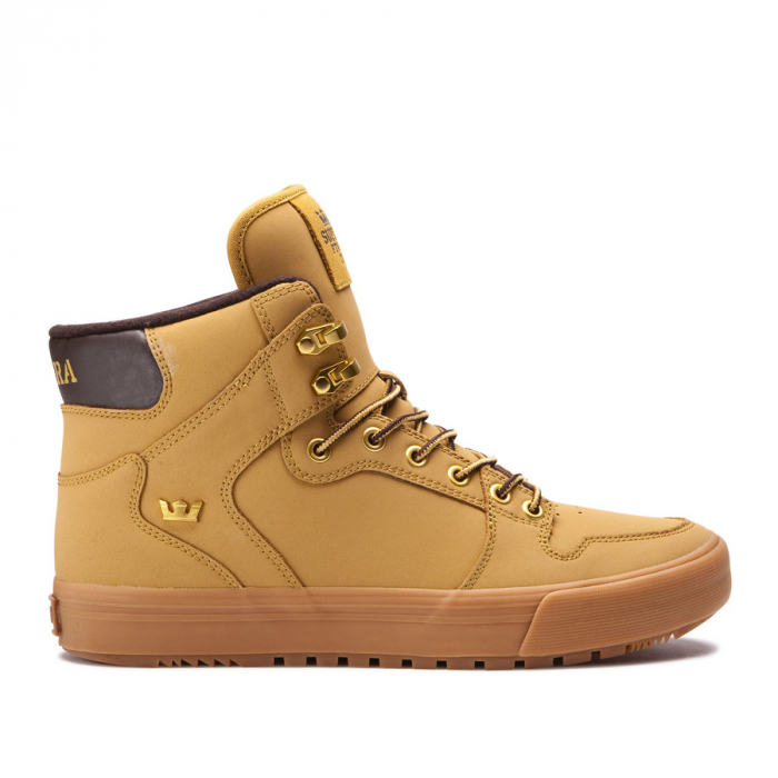 SUPRA VAIDER CW AMBER GOLD LIGHT GUM 0