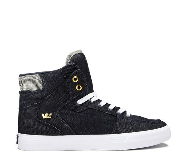 SUPRA VAIDER DENIM-WHITE 0