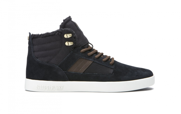 SUPRA BANDIT BLACK / BONE 0