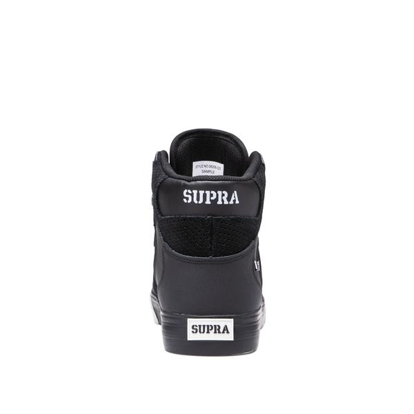 SUPRA VAIDER BLACK / LT GREY - BLACK 1
