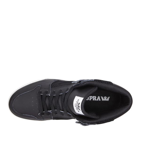 SUPRA VAIDER BLACK / LT GREY - BLACK 3
