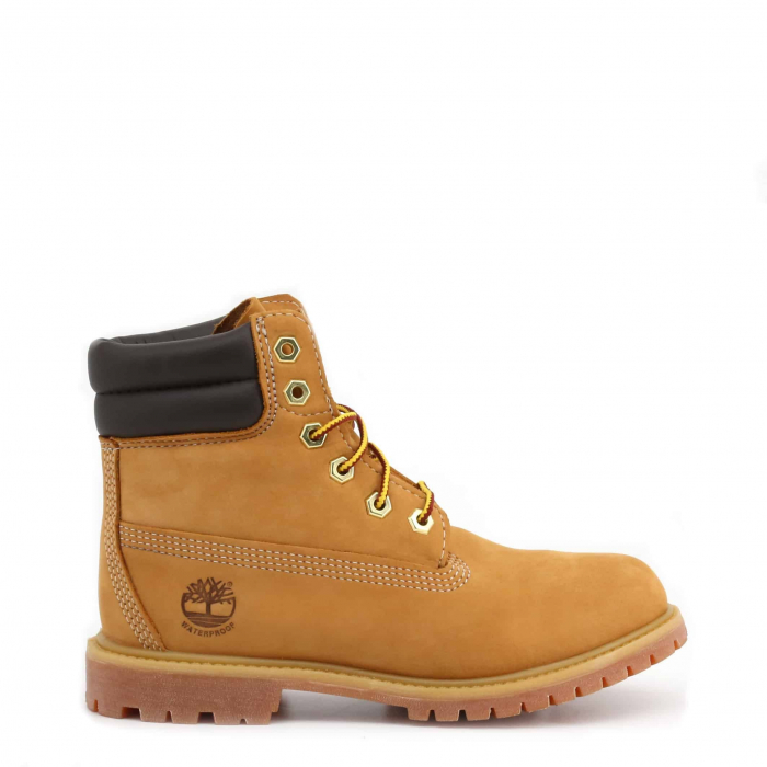 """TIMBERLAND 6"""" Double Collar Boot Wheat 0"""