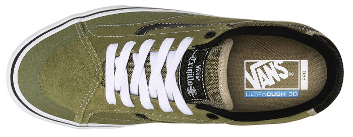 VANS TNT ADVANCED PROTOTYPE LIZARD/EUCALYPTUS 3