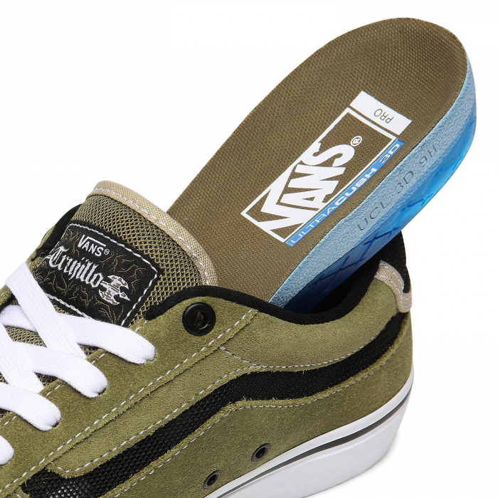 VANS TNT ADVANCED PROTOTYPE LIZARD/EUCALYPTUS 5