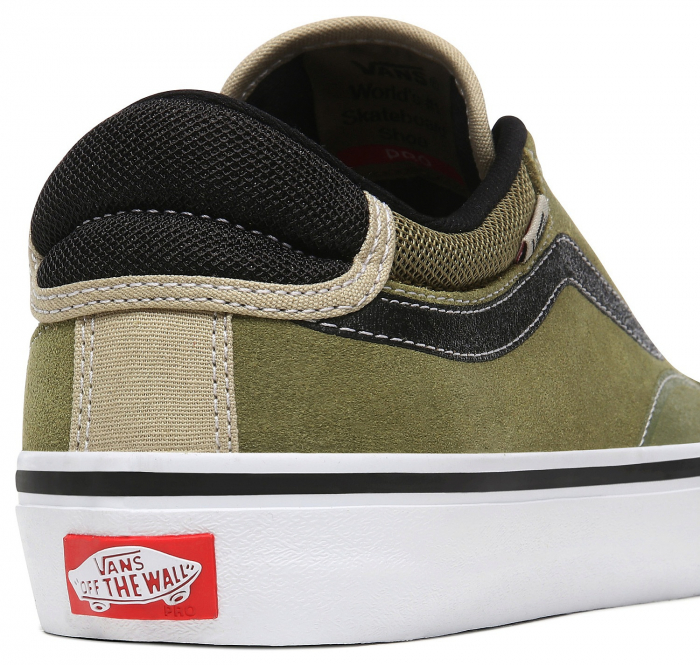 VANS TNT ADVANCED PROTOTYPE LIZARD/EUCALYPTUS 6
