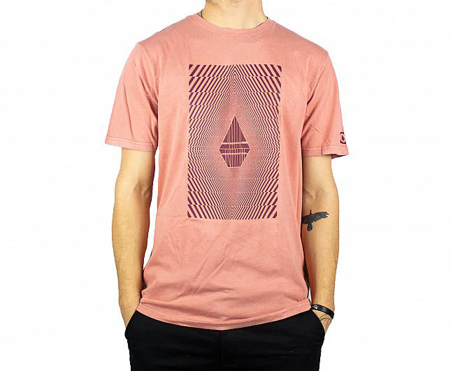 VOLCOM S/S FLOATION T-SHIRT SANDSTONE 0