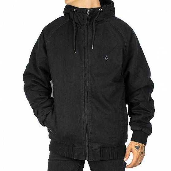 VOLCOM HERNAN COASTER 5K JACKET BLACK 0
