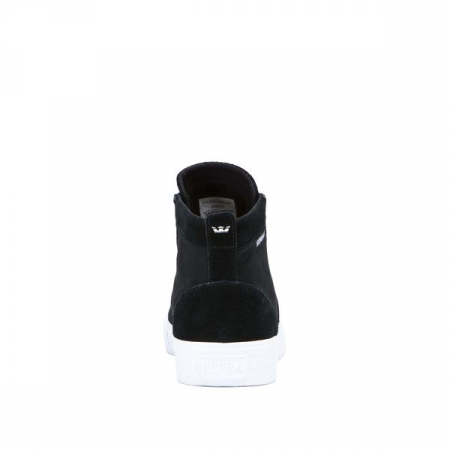 SUPRA STACKS MID BLACK/BLACK-WHITE2