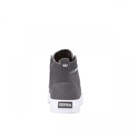 SUPRA STACKS MID GREY-WHITE1