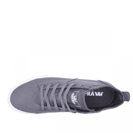 SUPRA STACKS MID GREY-WHITE3