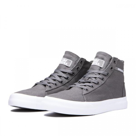 SUPRA STACKS MID GREY-WHITE4