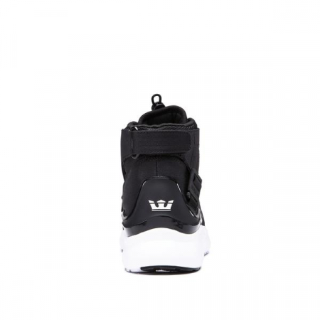 SUPRA FACTOR ENDURE BLACK/DK GREY-WHITE2