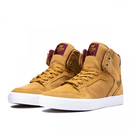 SUPRA VAIDER TAN/WINE-WHITE1
