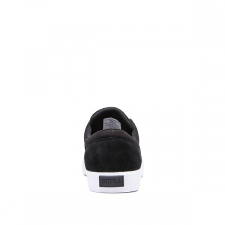 SUPRA CHINO BLACK/BLACK-WHITE1
