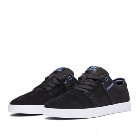 SUPRA STACKS II BLACK/BERING-WHITE3