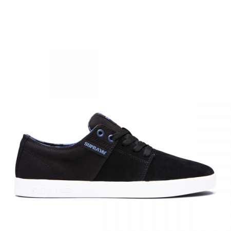 SUPRA STACKS II BLACK/BERING-WHITE0