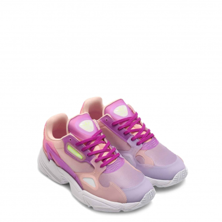 ADIDAS Falcon Blizard Purple / Shock Purple / Haze Coral1