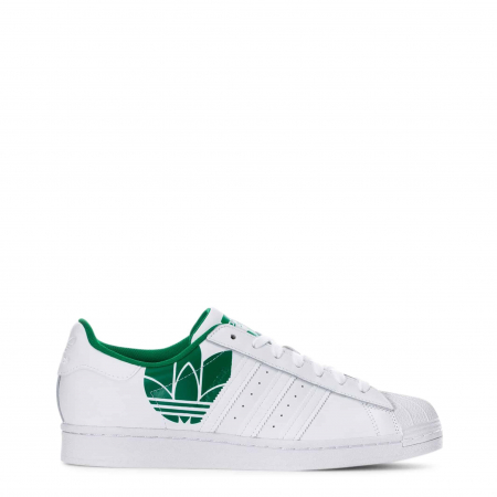 ADIDAS Superstar Ftwwht / Ftwwht / Green0