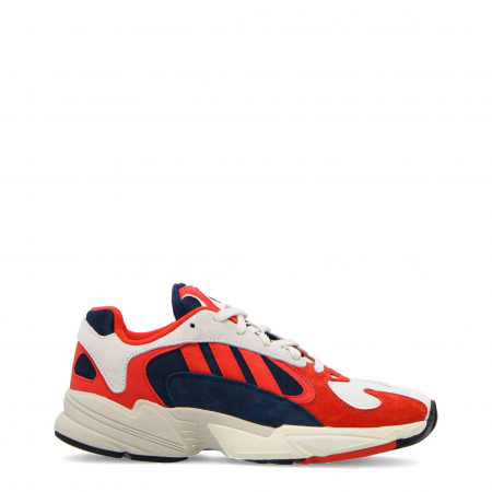 ADIDAS Yung-1 Legend Ink / Lust Red / Ftw White0